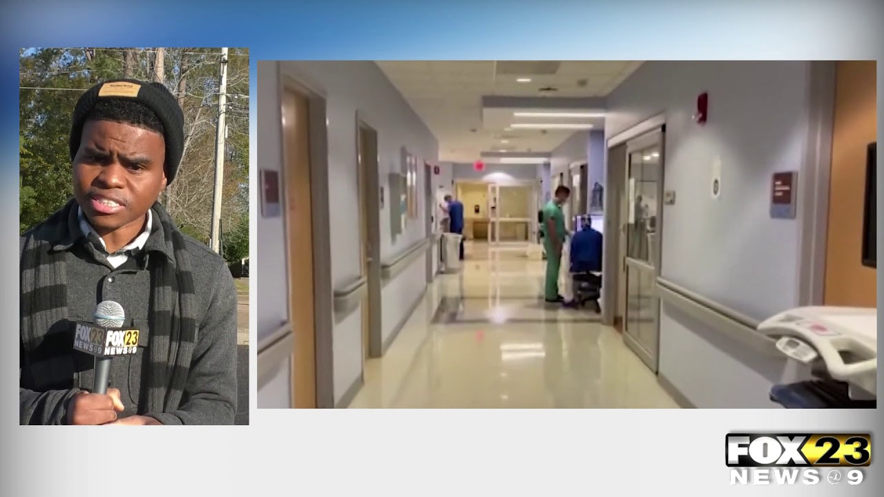 Doctors: Hospital capacity at crisis levels across Mississippi