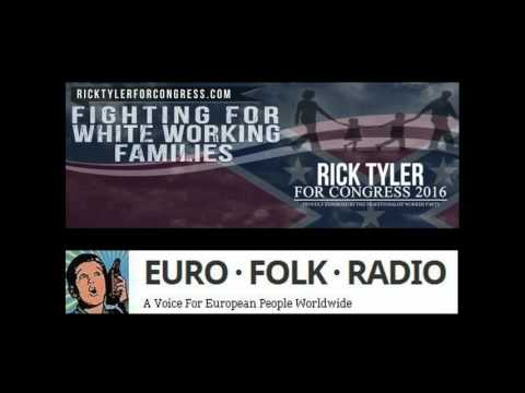 Rick Tyler With Eli James On Euro Folk Radio