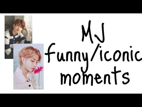 MJ (ASTRO) funny and iconic moments