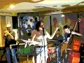 Janet Kuypers' 4 poems w/ an improv jazz band @ Austin Rhythm Fire finale show 3/20/20 CpsSX60 Post