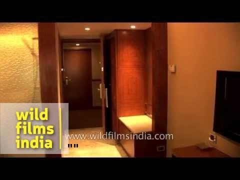 Luxurious bed room Hyatt Regency, Delhi