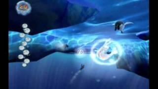Happy Feet Movie Game Walkthrough Part 9 (Wii)