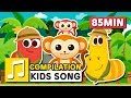 Download LET'S GO TO THE ZOO and other songs | 85 min | LARVA KIDS | Nursery Rhyme for kids MP3 song and Music Video