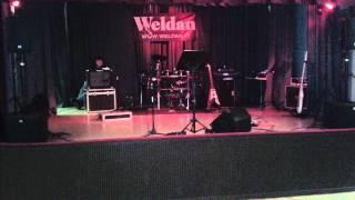 Weldan - Rappiolla (live 26.10.13 hyvinkää)