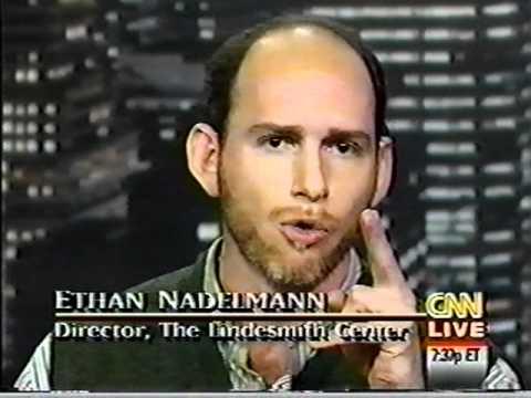 Ethan Nadelmann Debates John Walters on Crossfire