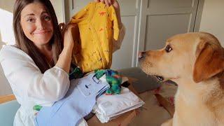 We Got BABY CLOTHES!