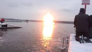 Сериал САУ взрыв на яхте