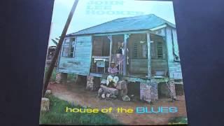 John Lee Hooker House Of The Blues: Vinyl Recording Sugar Mama