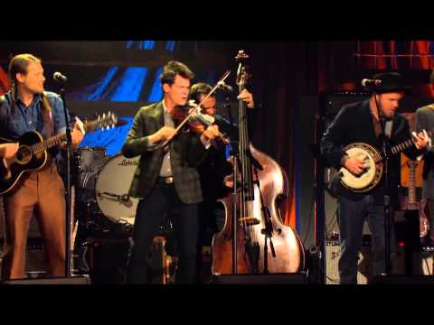 "2013 Official Americana Awards - Old Crow Medicine Show ""Wagon Wheel"""