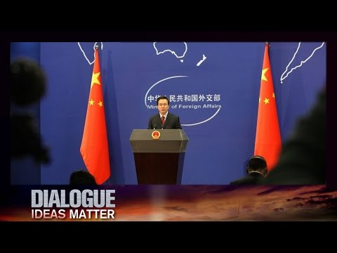 Dialogue — Diplomacy In Asia 09/08/2016 | CCTV