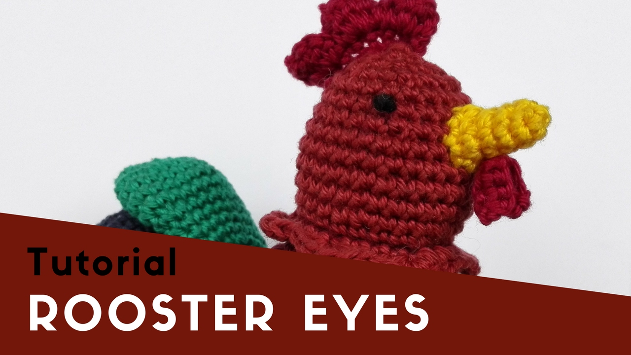 Free Pattern: Rooster for Chinese New Year – With Love, Feli | 720x1280
