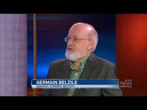 MEI - Federal Health Transfers - Germain Belzile