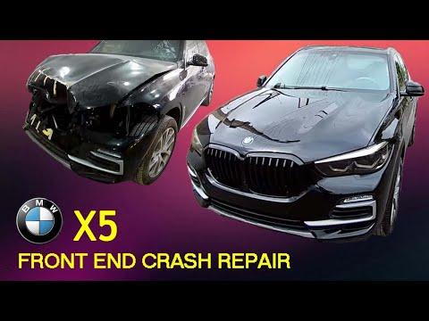 BMW X5 G05  Кузовной ремонт в Армении/Body Repair In Armenia