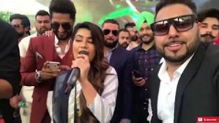 Desi Crew-Sisters Wedding-Team B-Amrit Mann-Jassi Gill- Ninja - Dilpreet Dhillon - Kaur B