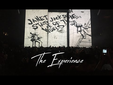 Janet Jackson - The State of The World Tour Experience