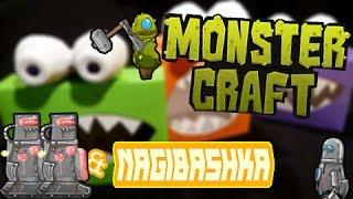 MonsterCraft, Браузерная игра. А почему бы и нет?