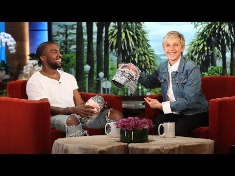 Ellen's Gift for Kanye West