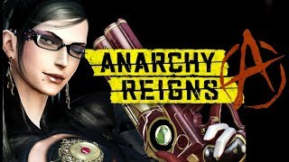 Anarchy Reigns - Bayonetta Multiplayer Gameplay PS3
