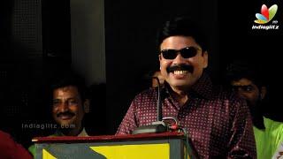 """ I am Popular in Tihar Jail too "" - Powerstar Srinivasan | Perarasu's Tihar Movie Audio launch"
