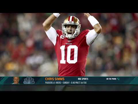 Chris Simms Makes His AFC-NFC Championship Game Predictions | The Dan Patrick Show | 1/17/20