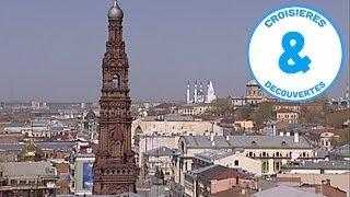Russie - croisière à la découverte du monde - De Nijni Novgorod à Astrakhan - Documentaire