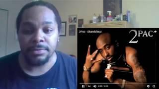 Baby Dyce Reacts to - 2Pac - Skandalouz
