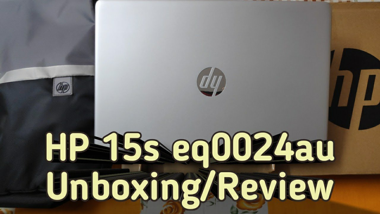 HP 15s-eq0024au - Laptop Unboxing & Review | Amd Ryzen 5 | Best for Daily work and Editing | 2020 🔥🔥