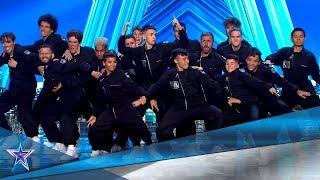 ARTISTAS de TODAS las EDADES se UNEN para BAILAR | Audiciones 5 | Got Talent España 5 (2019)