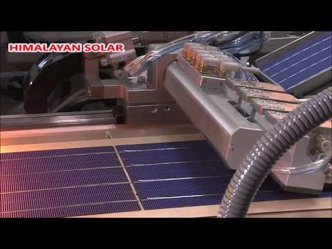 Himalayan Solar Pvt Ltd | Manufacturing Facilities | www.himalyansolar.co.in