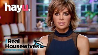 Lisa Rinna Needs Help with Her Lines | The Real Housewives of Beverly Hills | Season 5
