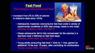 TEDxHarvardLaw - DavidLudwig - Diet Technology and Chronic Disease