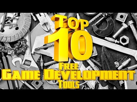 Top 10 Free Game Development Tools