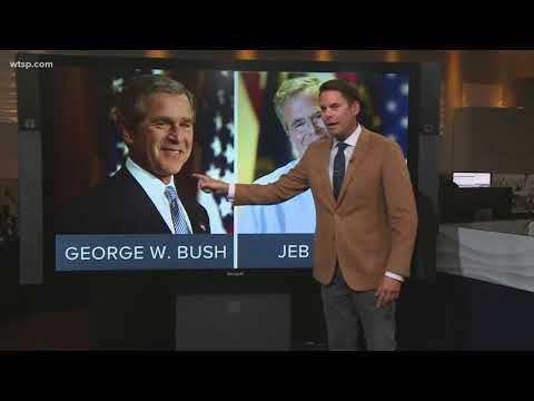 Ailing former first lady: Looking at Barbara Bush's life