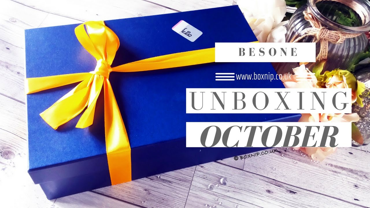 Besone Unboxing - Korean Skincare Products