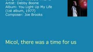 Debby Boone - Micol