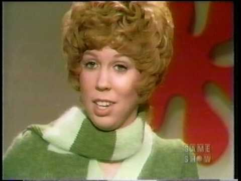 Vicki Lawrence on The Dating Game 1971