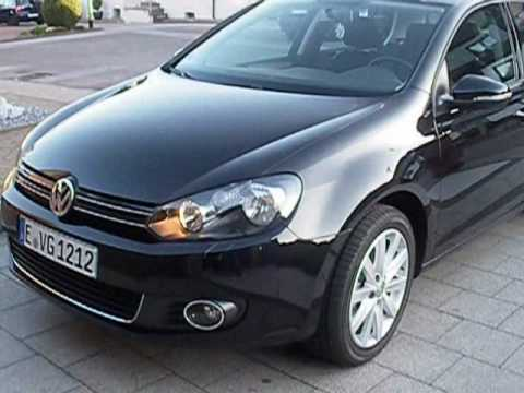 vw golf vi 6 highline 1 4 tsi 122 ps dsg rcd 510 felgen porto youtube. Black Bedroom Furniture Sets. Home Design Ideas