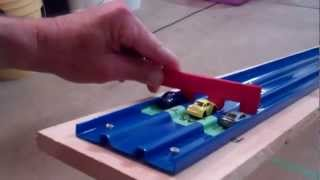 How To Build A Portable Pinewood Derby Track Ramp For Cub Scout Recruitment And Outreach