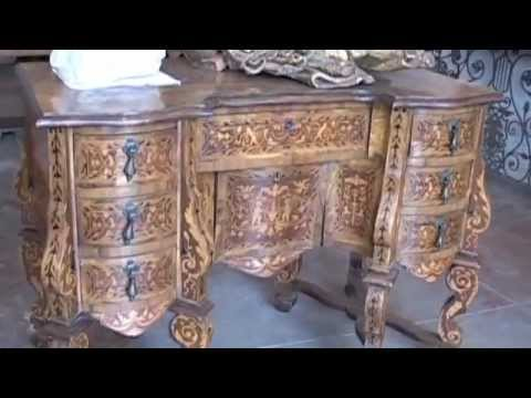 19th Century Mazarin Desk @ The Hub Gallery, Los Angeles