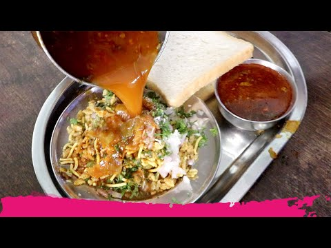 ECLECTIC Spicy Indian BREAKFAST Food Tour | Pune, India