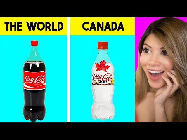 WEIRD things that ONLY exist in CANADA