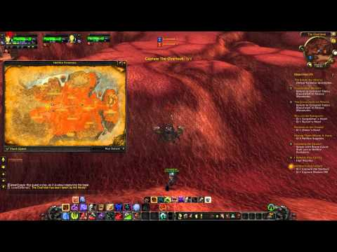 WoW Outland - Hellfire Fortifications