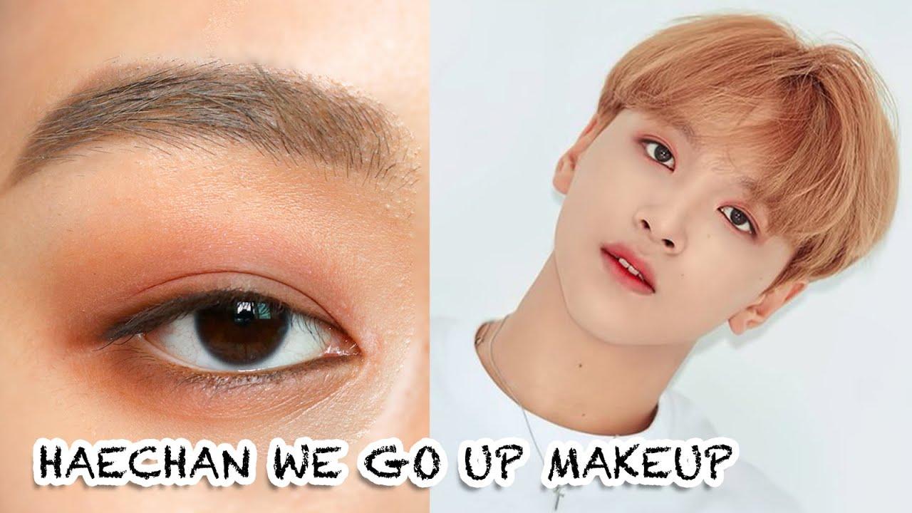 해찬 위고업 메이크업/NCT DREAM Haechan WeGoUp makeup