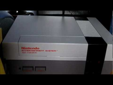 nintendo entertainment system nes console review youtube. Black Bedroom Furniture Sets. Home Design Ideas