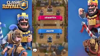 Clash Royale #2 et Clash Of Clans #1