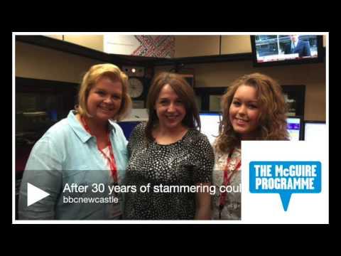 Lisa Nealan McGuire Graduate BBC Radio Newcastle interview