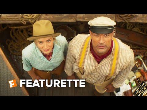 Jungle Cruise Featurette - Big Adventure (2021) | Movieclips Trailers