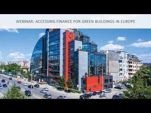 Accessing Finance for Green Buildings in Europe