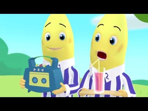 Cartoon Jumble #5 - Full Episodes - Bananas In Pyjamas Official