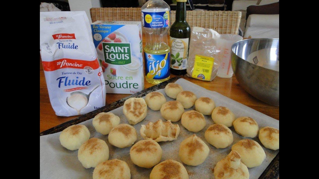 montecaos recette cuisine facile ghriba youtube